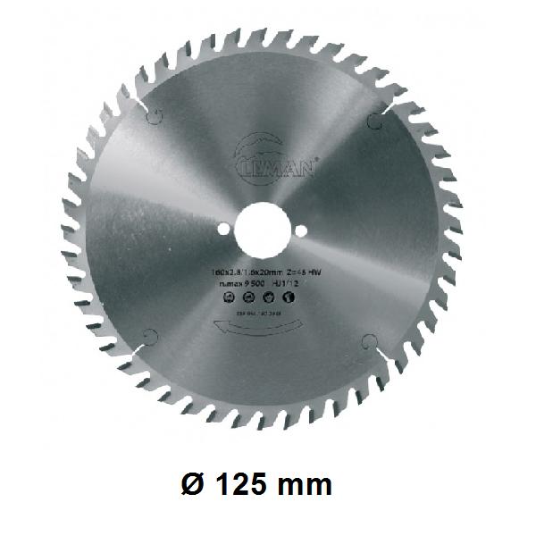 Lame Ø 125 mm