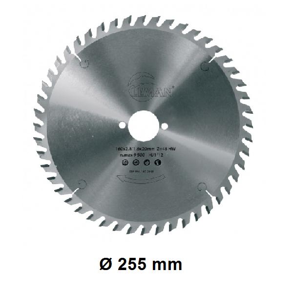 Lame Ø 255 mm