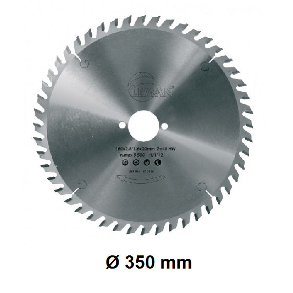 Lame Ø 350 mm