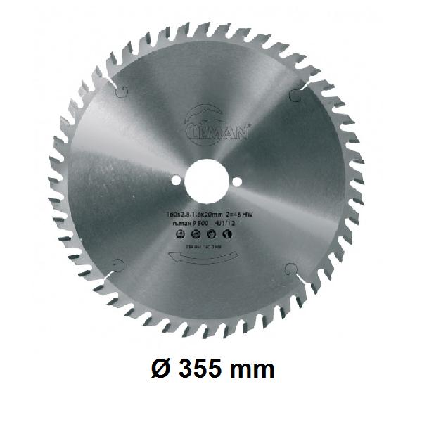 Lame Ø 355 mm
