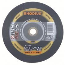 Disque à tronçonner XTK 70 Ø 230 x 1.9 RHODIUS