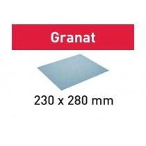 Abrasif 230x280 Granat FESTOOL