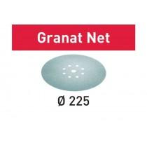 Abrasif maillé STF D225 Granat NET FESTOOL