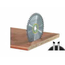 Lame scie circulaire denture fine Ø 240 mm - Ep. 2.8 - Z. 48 - Al. 30 FESTOOL 435187