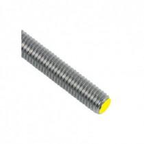 Tige filetée DIN 976 acier zingué classe 8.8 Lg 1 ML Ø 10 (Prix à la pièce)
