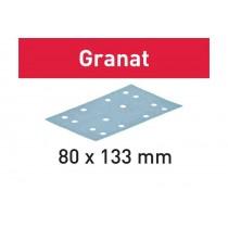 Abrasifs STF 80x133 Granat FESTOOL