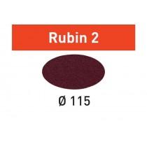 Abrasifs STF D115 Rubin 2 FESTOOL