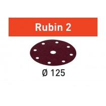 Abrasifs STF D125/8 Rubin 2 FESTOOL