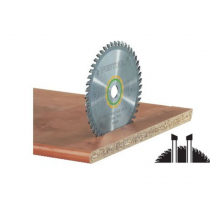 Lame scie circulaire denture fine Ø 160 mm - Ep. 1.8 - Z. 32 - Al. 20 FESTOOL 500459