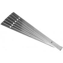 Couteau réversible RN-PL 19x1x205 Tri. 6x FESTOOL 769545