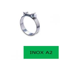 Blister 2 colliers mini inox A2 14-16