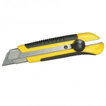 Cutter Bi-matière 25 mm STANLEY