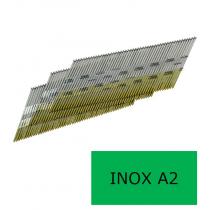 Boîte BD DA 17EGB 38 MM 2M CP INOX A2 (Prix à la boîte)