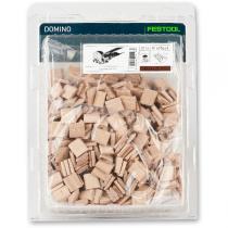 DOMINO en Hêtre (sachet plastique) pour DF 500 FESTOOL