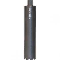 "COURONNE DIAMANT HELIX Lg 450 mm 1 "" 1/4 BETON"