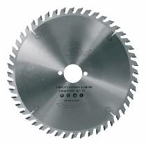 Lame scie circulaire alu Ø 255 mm - Ep. 3.2 - Z. 80 - Al. 30