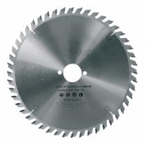 Lame scie circulaire bois Ø 200 mm - Ep. 2.8 - Z. 24 - Al. 15