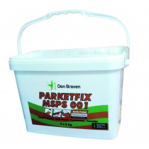 Colle à parquet spatulable PARKETFIX MSPS Chêne Clair DEN BRAVEN (Poche 5 Kg)