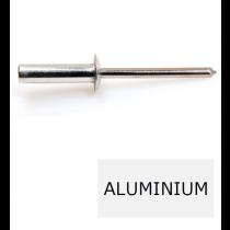 Rivet tête ronde étanche GOSTOP TRS alu-acier 4.8 x 25 BTE 250 (Prix à la boîte)
