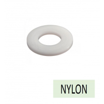 Blister 10 rondelles nylon M4