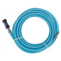 Tuyau à air comprimé en couronne PVC Diflex 10x16 mm 25 ML